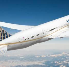 United inicia operações entre Rio de Janeiro e Houston com o B787-9