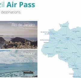 Azul Linhas Aéreas lança produto inédito no mercado norte-americano: Azul Brazil Air Pass