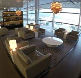 Sala VIP The Bridge by Cathay Pacific – Aeroporto de Hong Kong (HKG)