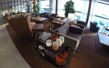 Sala VIP The Pier by Cathay Pacific – Aeroporto de Hong Kong (HKG)