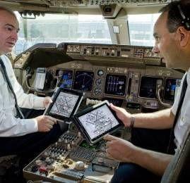 TAM irá substituir manuais de voo em papel por tablets