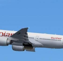 Ethiopian Airlines vai aumentar as frequências para o Brasil em Outubro