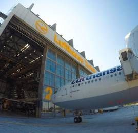 Introdução – Bastidores da Lufthansa Technik e Airport Days em Hamburgo
