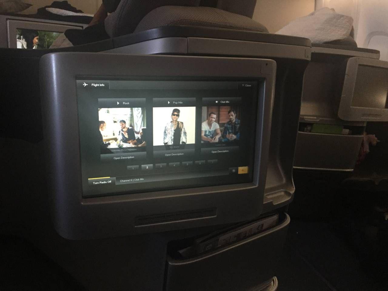 Lufthansa Business Class B747-8-039