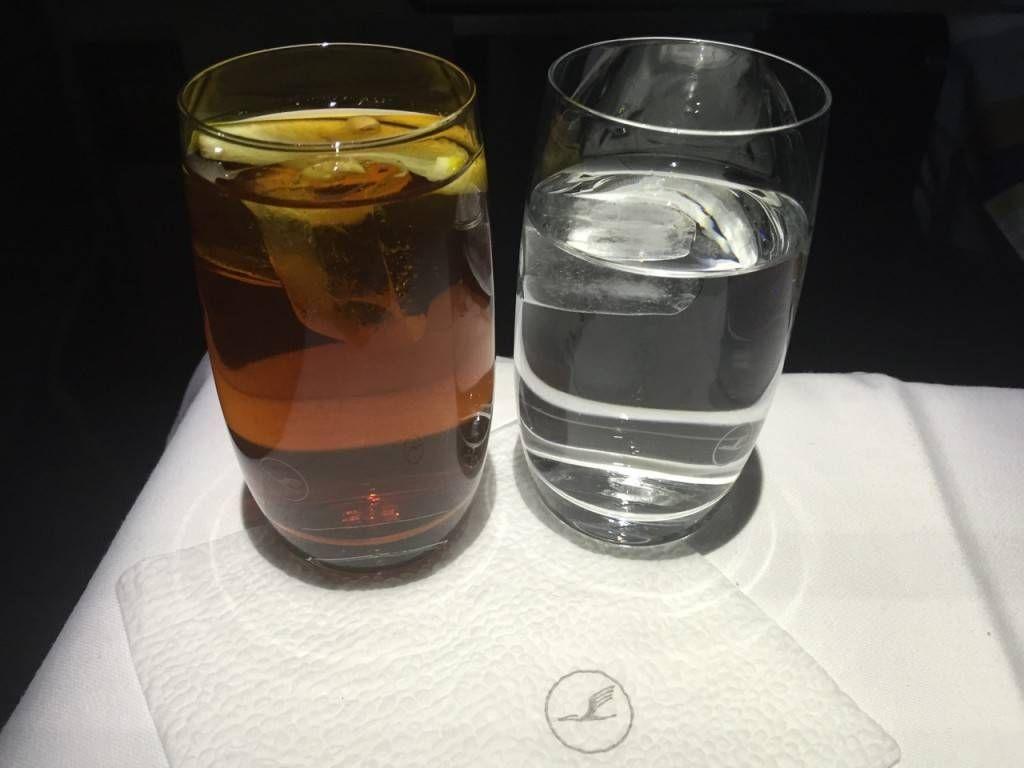 Lufthansa Business Class Executiva B747-8-016