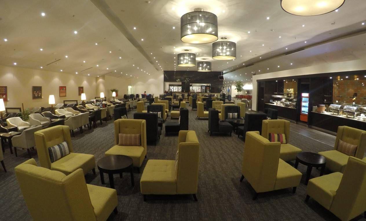 Sala VIP Golden Lounge by Malaysia Airlines  (Executiva) – Aeroporto de Kuala Lumpur (KUL)