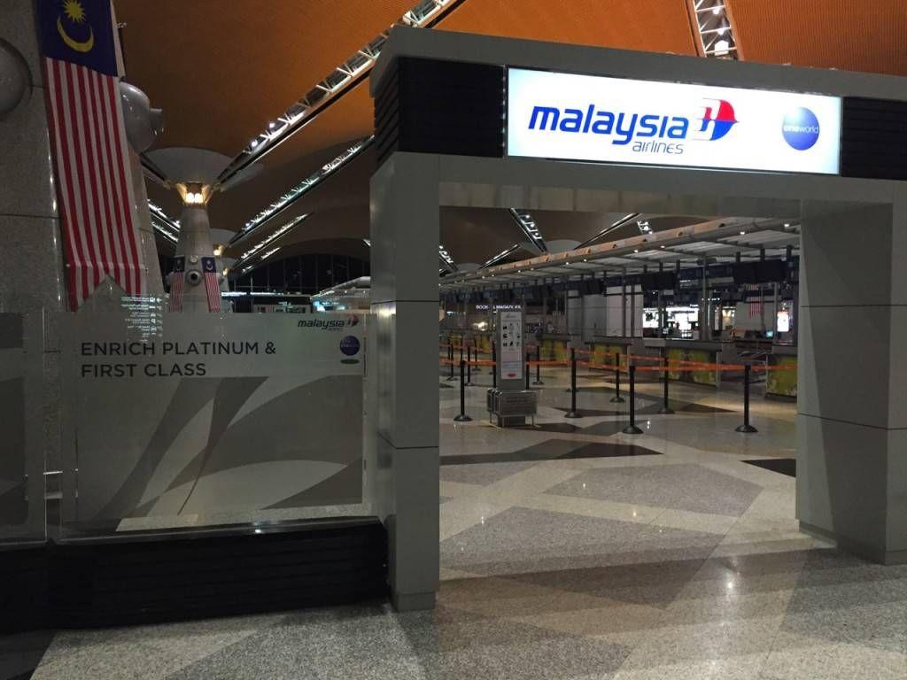 Malaysia Airlines Golden Lounge Kuala Lumpur -022