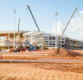 Píer Sul do Aeroporto do Galeão no Rio de Janeiro será entregue em Abril de 2016