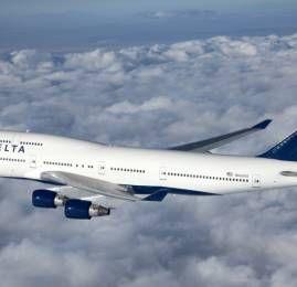 Primeiro Boeing 747-400 do mundo, que pertence a Delta Air Lines, vai se aposentar hoje
