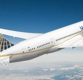 United Airlines entra com pedido nos EUA para voar para Xi'an na China