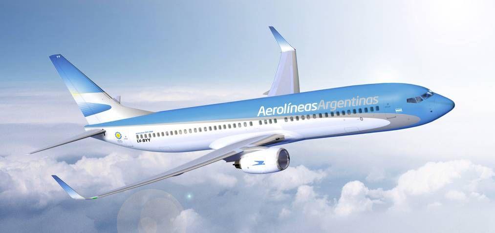 Vôos da Aerolineas Argentinas retornam ao Smiles