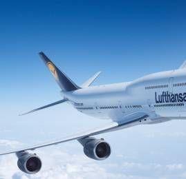 Empresa aérea líder na Europa – Lufthansa recebe prêmio World Travel Award 2015