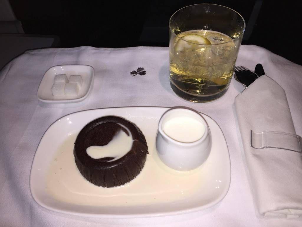 Aer Lingus A330 Business Class - 17