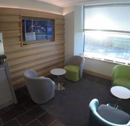 Aer Lingus Golden Circle Arrival Lounge – Aeroporto de Dublin (DUB)