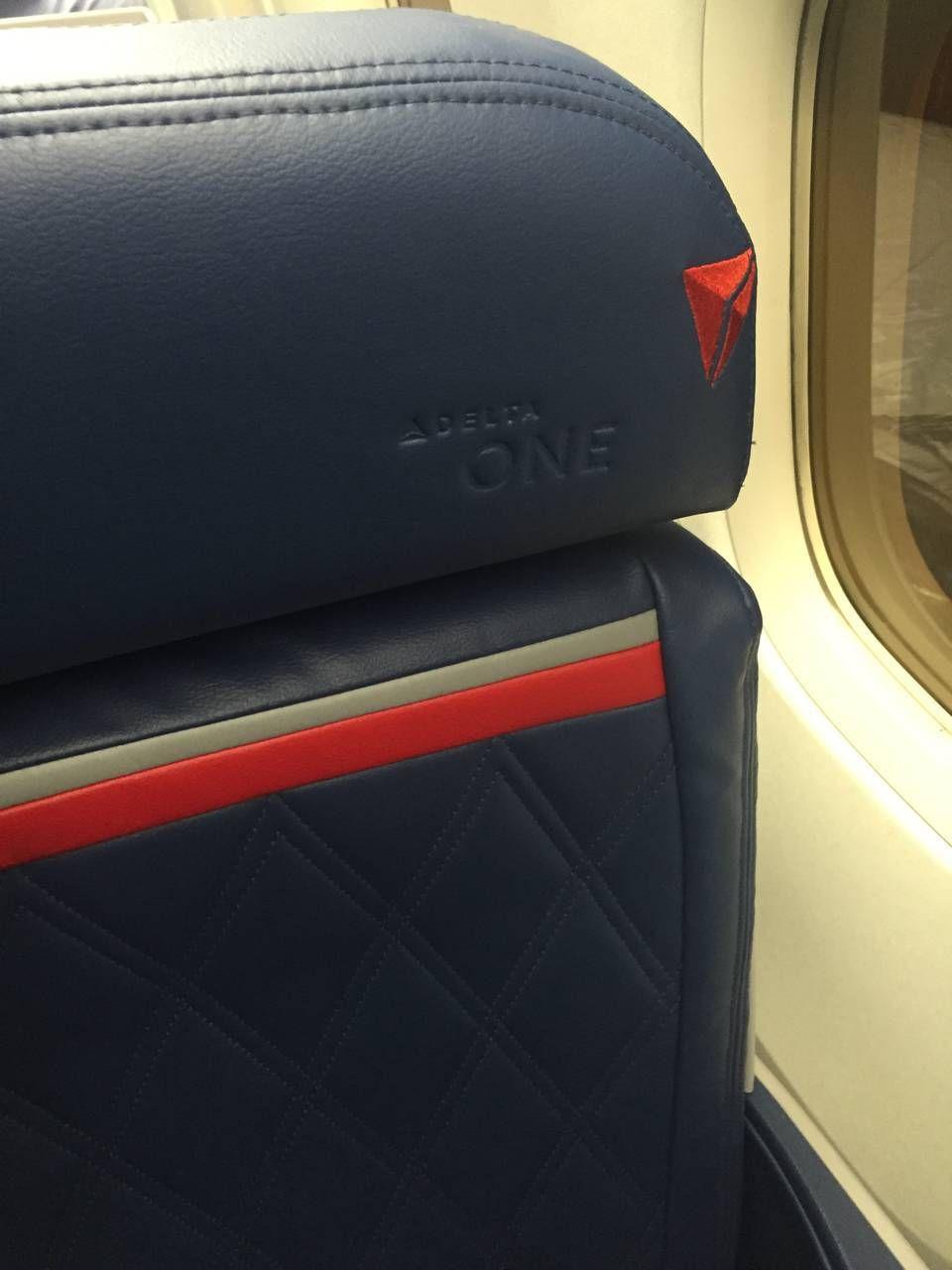 Delta One B767-05