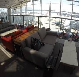 Sala VIP Cathay Pacific G16 Lounge – Aeroporto de Hong Kong (HKG)