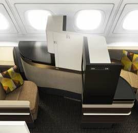 Etihad Airways é escolhida como a melhor cia aérea para classe executiva