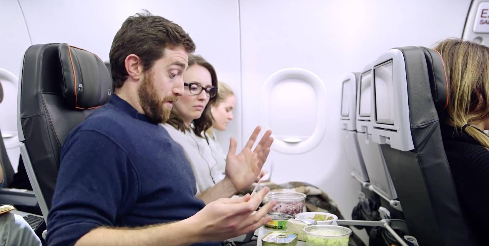 Etiqueta para voar – Dicas de como se comportar durante sua viagem