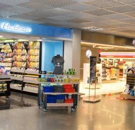 Aeroporto de Brasília amplia área comercial com rede Hudson e Dufry Shopping