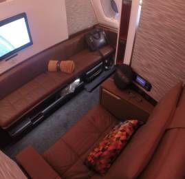 Etihad antecipa vôo inaugural do A380 entre Nova York e Abu Dhabi