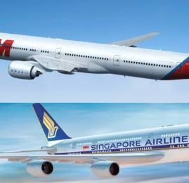 TAM e Singapore Airlines encerram parceria dos seus programas de fidelidade