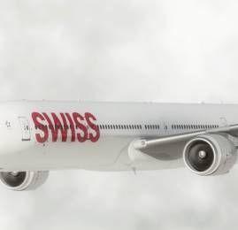 Novo B777-300ER da Swiss vai entrar em operação na programação de inverno de 2015/2016