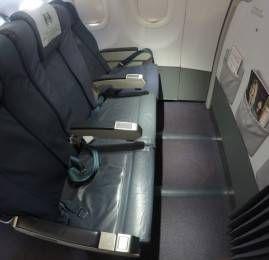Classe Executiva da TAP no A320 – Vienna para Lisboa