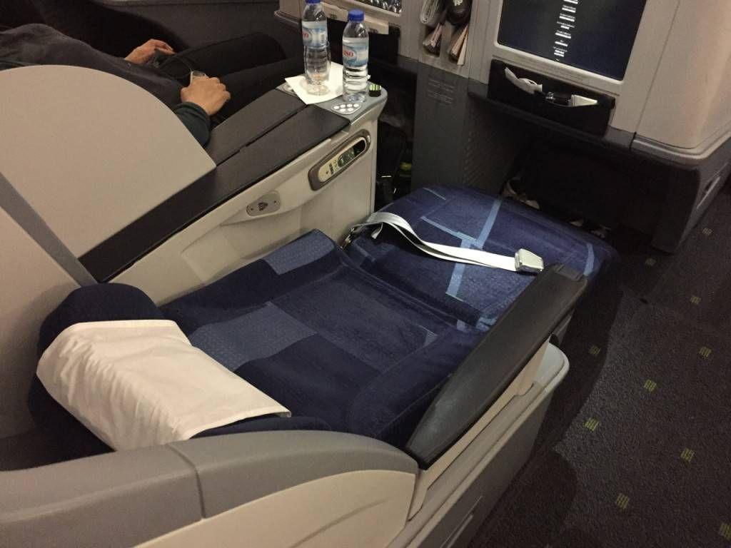 TAP A330 Business Class - 27
