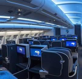 Estreia amanhã o primeiro A330 da Azul com o novo interior. Confira as fotos!