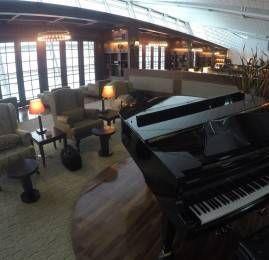 Sala VIP Asiana First Class Lounge – Aeroporto de Seoul (ICN)