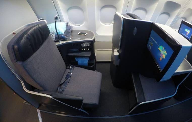 Nova classe executiva da Azul no A330 (Business Xtra) – Fort Lauderdale para Campinas