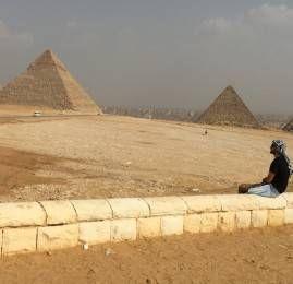 Daytour em Cairo com a Cairo Overnight Tours