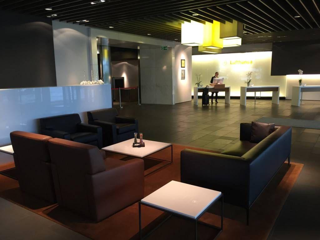 Lufthansa First Class Terminal-016