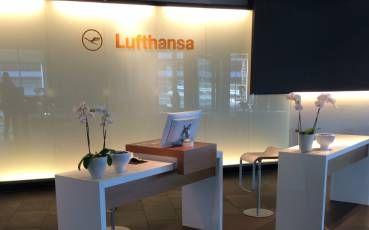 Lufthansa First Class Terminal – Aeroporto de Frankfurt (FRA)