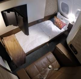 WOWWW! Viaje na First Class Apartment da Etihad por U$870
