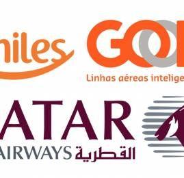 Estaria o Smiles bloqueando emissões na Qatar ou o inverso?