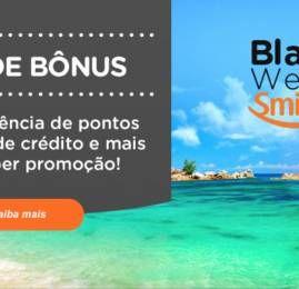 Smiles vai dar 50% em bônus nas transferências de pontos dos cartões de crédito
