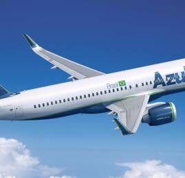 Grupo Chinês HNA compra 23,7% da Azul Linhas Aéreas