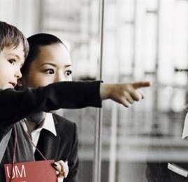 TAM testa tecnologia inédita na América Latina para aprimorar  serviço de acompanhamento de menores