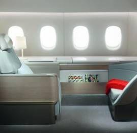 São Paulo recebe a nova La Première da Air France