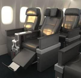 American Airlines vai lançar Premium Economy em 2016