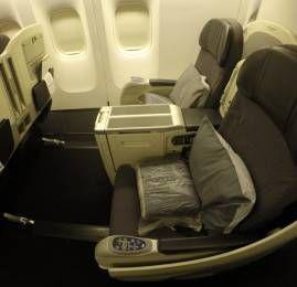 Classe Executiva da Aeromexico no B777-200ER – São Paulo para Cidade do México