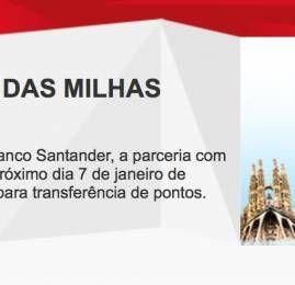 TAP oferece o dobro de pontos nas transferências do Santander