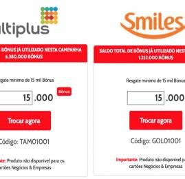 Santander vai dar 60% de bônus nas transferências para Smiles e Multiplus