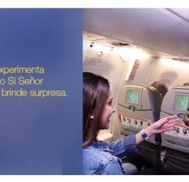 Azul passa a oferecer nachos chips do Si Señor nos vôos