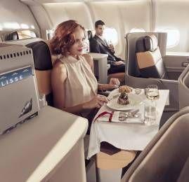 """Alitalia vence o prêmio """"Best Airline Cuisine"""" por qualidade de alimentação a bordo"""
