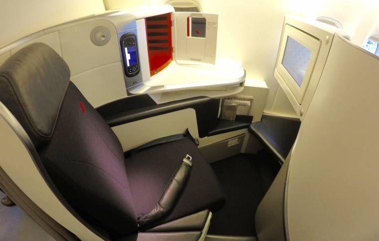 Nova Classe Executiva da Air France no B777-200ER – Paris para São Paulo