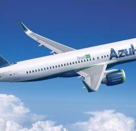 Azul confirma intenção de ligar Brasil e Europa com voos para Lisboa