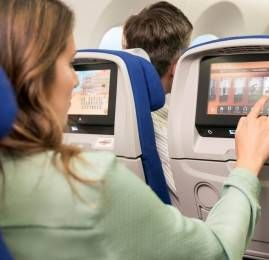 TAM e LAN exibem a bordo de suas aeronaves os filmes indicados ao Oscar