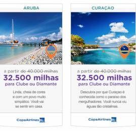 Smiles faz promoção para o Caribe com passagens a partir de 32.500 milhas o trecho